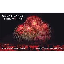 Great Lakes Fireworks